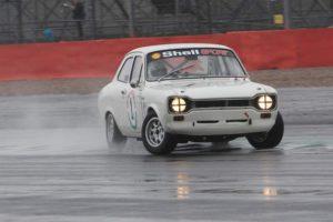 Stephen Primett in maximum attack mode. Photo: Kerry Dunlop