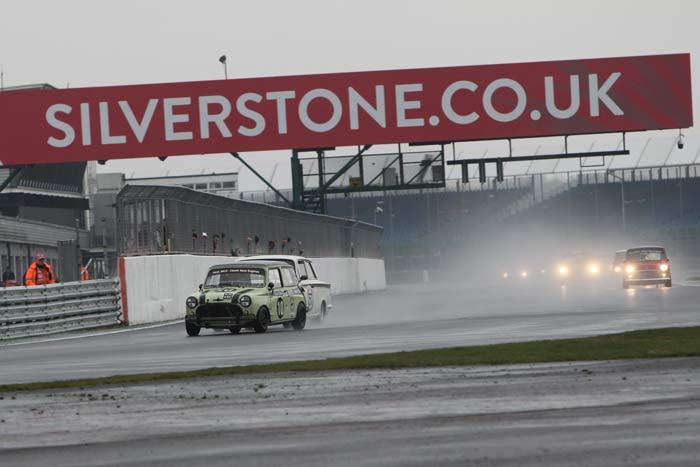 Silverstone Race Report