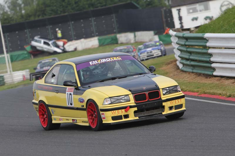 Mallory Park Race Report