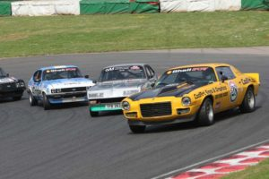 CTCRC race meeting at Mallory Park 2018