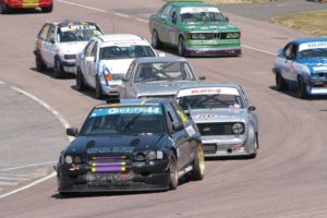 BOSS Championship cars