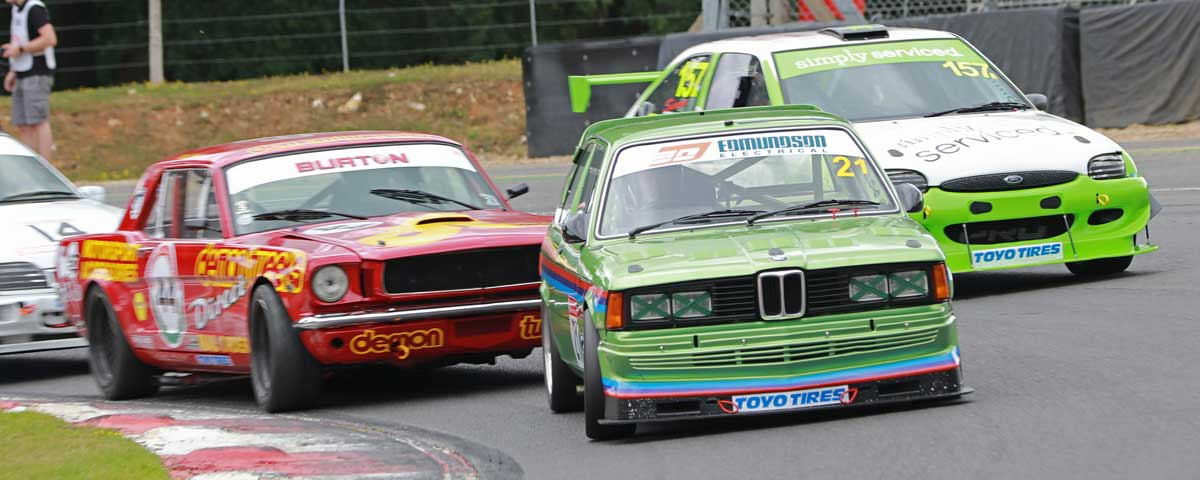 Classic Touring Cars at Brands Hatch
