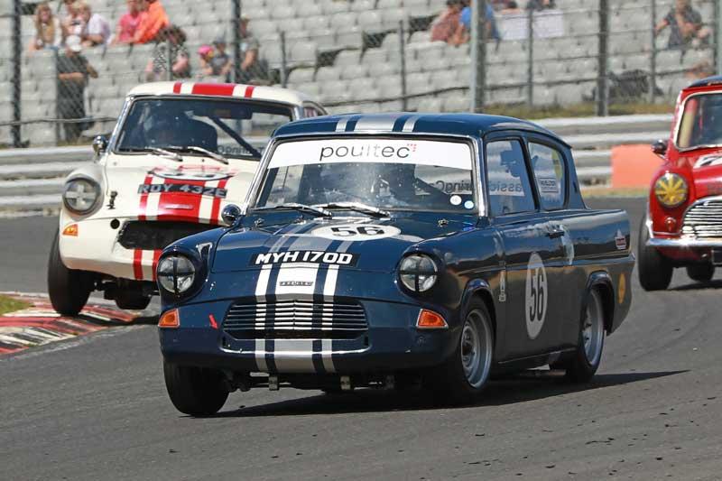 CTCRC Pre66 Championship Ford Anglia