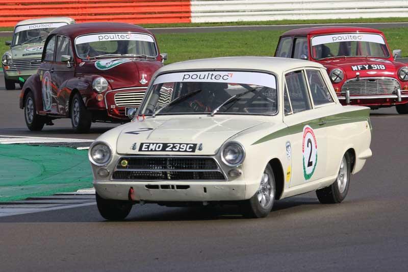 CTCRC Pre66 Championship Ford Cortina